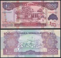 Somaliland P 20 - 1000 1.000 Shillings 2011 - UNC - Altri – Africa