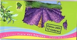 C28 - FRANCE N° BC303 FLORE DES REGIONS DU SUD - Commemoratives
