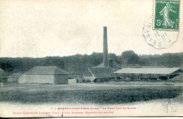 N°63015 -cpa Monchy Humières -la Fabrique De Sucre- - Autres Communes