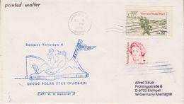 USA 1988 Polar Star Cover Ca Juneau Nov 6 1988 (39415) - Poolshepen & Ijsbrekers