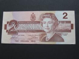 2 Dollars 1986  - Bank Of Canada - Banque Du Canada **** EN ACHAT IMMEDIAT **** - Canada