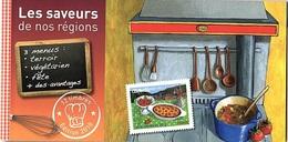 C31 - FRANCE N° BC431 SAVEURS DE NOS REGIONS 1 - Commemoratives