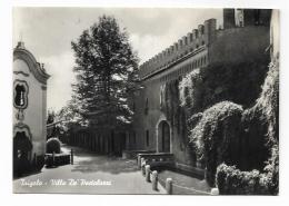 TRIGOLO - VILLA DE PESTALOZZI   VIAGGIATA FG - Cremona