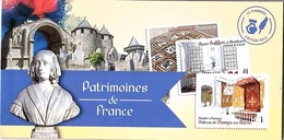 C34 - FRANCE N° BC865 PATRIMOINE DE FRANCE - Markenheftchen