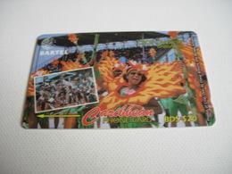 TELECARTE BARBADOS, CRO OVER 95 250CB0COO6276 - Barbades
