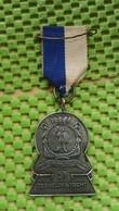 Medaille / Medal - Medaille  Nederland  -  Ik Val Aan,5E Zeeheldentocht - Overschie 1962 - Sports