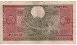 BELGIUM   100 Francs/20 Belgas   P123 - [ 4] Belgian Occupation Of Germany
