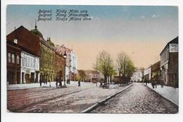 Belgrad - Konig Milanstrasse - Serbia