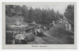 Belgrad - Kalimegdan - Serbia