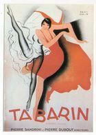 Illustrateur  Paul Colin ( Affichiste) -- TABARIN - Illustrateurs & Photographes