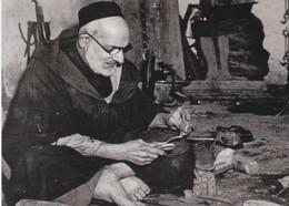 CPM 11.5X16 . REPRODUCTION./JUDAICA. MAROC Artisan ( Juif ) D'argenterie à L'oeuvre - Judaisme