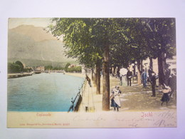 ISCHL  :  ESPLANADE   1902    - Austria