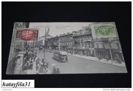 Warszawa - Neue Welt - Strasse  / Gebraucht   192?  ( A - 1 ) - Pologne