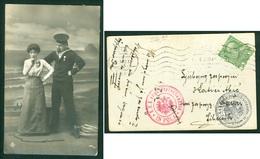Austria 1913 Pula Kriegsmarine K.u.K. S.M.S. Kriegshafekommando Pula Bericht Des Militarkommandos Sibenik - 1850-1918 Impero