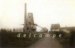 KLERKEN - Houthulst (W.-Vl.) - Molen/moulin - Historische Opname Van Vancoillies Molen In 1914-1918 - Houthulst