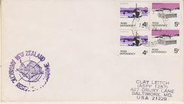 Ross Dependency 1974 Ca Scott Base 16 Dec 74 Backside Ca Dog Sled (39420) - Ross Dependency (Nieuw-Zeeland)