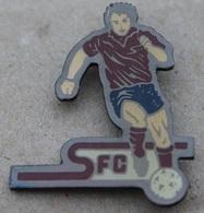 SERVETTE FC - GENEVE - SUISSE - FOOTBALL - SOCCER - CALCIO - GRENAT - SFC - BALLON  -             (20) - Football