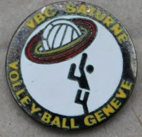 VBC SATURNE  GENEVE  - SUISSE - BALLON - VOLLEYBALL - VOLLEY BALL -              (20) - Volleyball