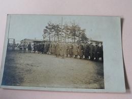 Camp > HESEPE > 1915 ( Zie Foto's ) Identify ! - Guerre, Militaire