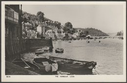 The Harbour, Looe, Cornwall, 1956 - Overland Views RP Postcard - Other