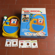 VECCHIO GIOCO CANTA CON ME  ELETTRONICA - DELLA BEBI GIOCHI - - Group Games, Parlour Games