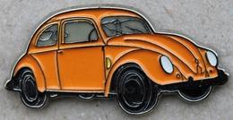 VW ORANGE - COCCINELLE - VOLKSWAGEN - QUALITE COLLECTORS - SERIE LIMITEE - PARIS - FRANCE  -              (20) - Volkswagen
