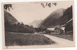Vallée Du LOURON, Loudenvielle L'usine Electrique - Rare - Francia