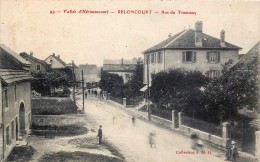 France - 25 - Vallée D'Hérimoncourt - Seloncourt -Rue Du Tramway - Other Municipalities