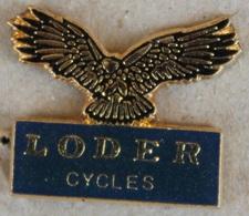 CYCLISME - CYCLISTE - VELO - BICYCLETTE - LODER CYCLES - AIGLE    -      (20) - Cycling
