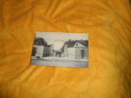 CARTE POSTALE ANCIENNE CIRCULEE DE 1918. / TROYES.- QUARTIER SONGIS. - Troyes