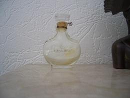 Flacon Ricci L'Air Du Temps 7cm Haut Bouchon écrou - Bottles (empty)