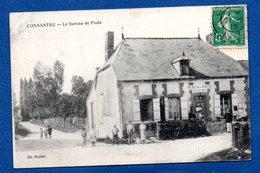 Connantre  -  Le Bureau De Poste - France