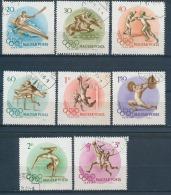 Hongarije/Hungary/Hongrie/Ungarn 1956 Mi: 1472-1479 (Gebr/used/obl/o)(3550) - Hongarije