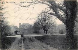 La Louvière -  Entrée Du Château Boch - La Louvière