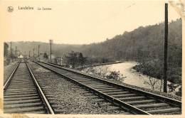 Montigny-le-Tilleul - Landelies - Le Chemin De Fer Et La Sambre - Montigny-le-Tilleul
