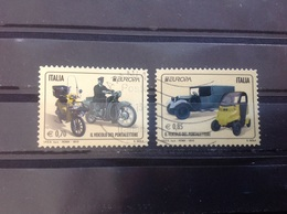 Italië / Italy - Complete Set Europa, Postvoertuigen 2013 - 6. 1946-.. Repubblica