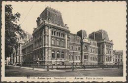 Gerechtshof, Antwerpen, C.1930s - Dohmen Briefkaart - Antwerpen