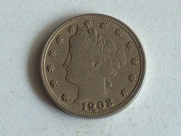 USA 5 Cent 1902 Etats Unis - Federal Issues