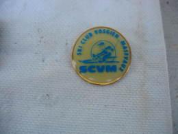Pin's Du SCVM ( Ski Club Vosgien Masevaux) - Winter Sports