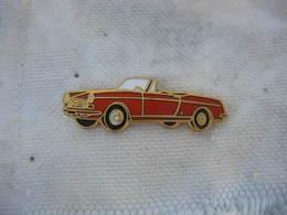 Pin's Peugeot 404 Coupée - Peugeot