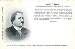 Namur - Bourgmestre De Namur - 1890 Ernest Mélot - Namur