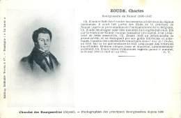 Namur - Bourgmestre De Namur - 1838 - 1842 - Charles Zoute - Namur