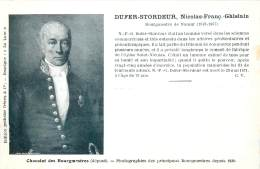 Namur - Bourgmestre De Namur - 1842 - 1867 - Nicolas Dufer - Namur