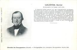 Namur - Bourgmestre De Namur - 1867 - 1876 - Xavier Lelièvre - Namur