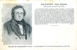 Namur - Bourgmestre De Namur - 1830 - 1838 - Jean-Baptiste Brabant - Namur