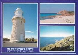 Cape Naturaliste Lighthouse, Castle Rock Meelup And Bunker Bay, Western Australia Unused - Australia