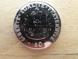 Haiti  50  Centimes  2011  Km !!! Neuve - Haïti