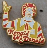 RONALD MC DONALD - SALUT - PRO PUB - MAC DO -    (20) - McDonald's
