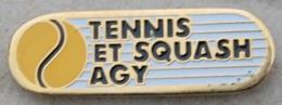 TENNIS ET SQUASH AGY - BALLE DE TENNIS   -    (20) - Tennis