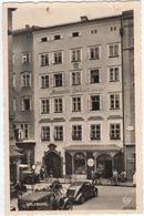 Salzburg - Mozarts Geburtshaus - Österreich